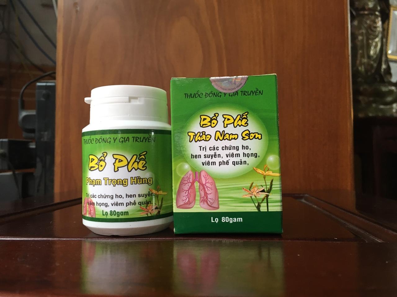 Thuốc trị ho cho người lớn và trẻ em - Đông Y Lào Cai